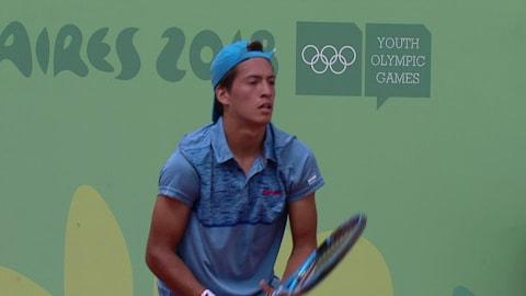 Women's/Mixed Doubles & Men Singles - Day 3 - Tennis | Buenos Aires 2018 YOG