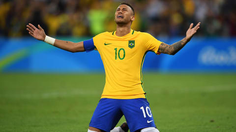 Neymar Jr: Every Olympic Goal