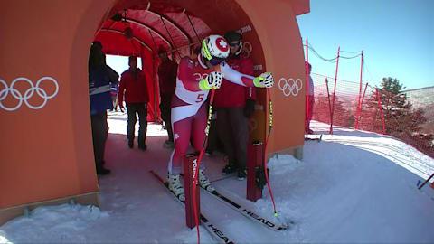 Downhill (M), (Resumo) - Esqui Alpino | Replays de PyeongChang 2018