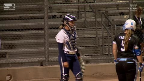 Cleveland Comets vs Aussie Peppers | National Pro Fastpitch - North Mankato