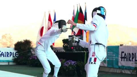 DISFRUTA... Final de la Copa del Mundo de la UIPM - Tokio
