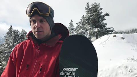Alex Deibold's Olympic journey
