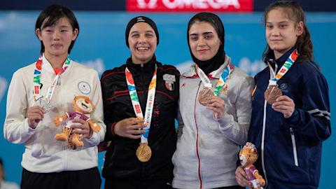 Women's Kumite -53kg Final - Karate | Buenos Aires 2018 YOG