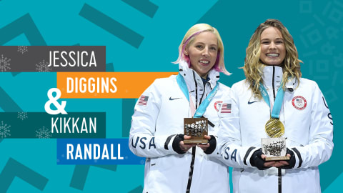 Jessica Diggins & Kikkan Randall: Our PyeongChang Highlights