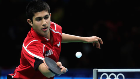Table tennis prodigy Kanak Jha: YOG gold would be