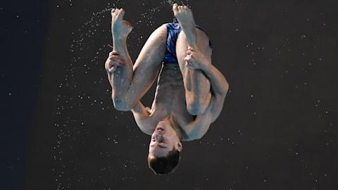 男子3m飛板飛込決勝 - 飛込 | YOGブエノスアイレス2018