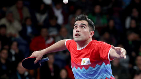 Einzel Final | ITTF Challenge Plus Open - Asuncion