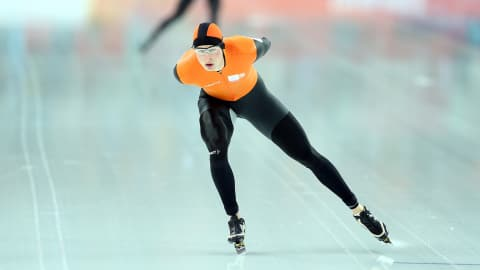 Kramer lands three medals at Sochi 2014