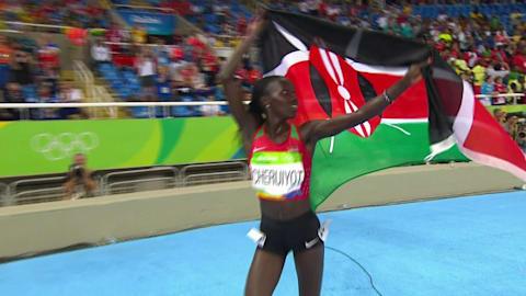 Women's 5,000m Final | Rio 2016 Replays