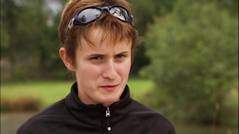 Martina Sablikova at age 19