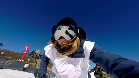 Сноубордисты с #PenguinChallenge
