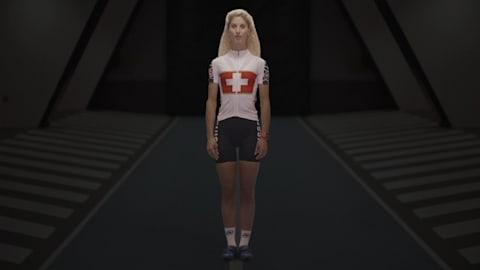Anatomie d'un cycliste : La résistance de Neff face aux marathoniens ?