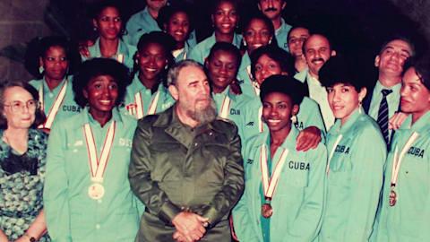 古巴惊艳的加勒比女孩们| Arriba Cuba