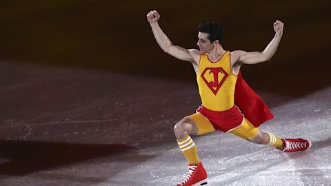 """""""Super Javi"""" se prepara para despedirse de la competición en el Campeonato Europeo de Patinaje"""