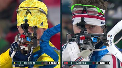 Herren Staffel - Biathlon | PyeongChang Wiederholung