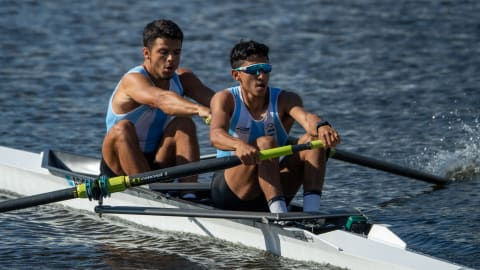 2e jour - Aviron | Highlights JOJ 2018