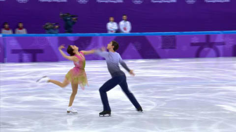 Team Event Free Dance - Figure Skating | PyeongChang 2018 Replays