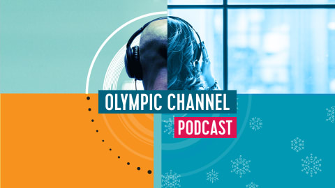 LISTEN: The Olympic Channel podcast with Jamie Anderson and Eve Muirhead