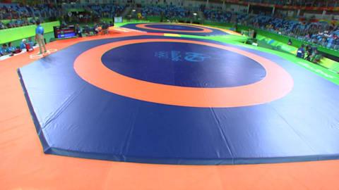 Wrestling: Men's Greco-Roman 85kg & 130kg   Rio 2016 Replays