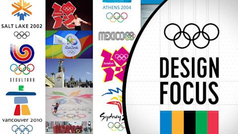 Design Focus: Оформление Олимпийских игр