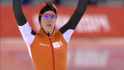 Ireen Wust (NED), Gold Women's 3000 m | Speed Skating - Sochi 2014 Replays