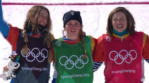Women's Snowboard Cross Finals - Snowboard | PyeongChang 2018 Replays