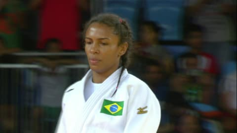 Judo @ Rio 2016 - Donne 52Kg Finale Bronzo 1