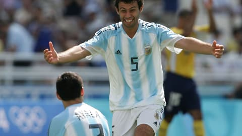 Argentina Score Football Perfection in Athens