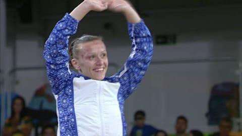 Rio Re-Live: Freistilringen bis 53 kg, Bronze-Kampf (Frauen)