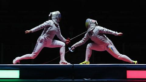 アジア勢の躍進が光るフェンシングの「サーブル」。期待の日本人サラブレッドも東京五輪をめざす