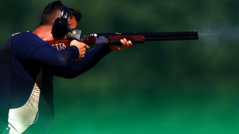 Men's Skeet Final | ISSF World Cup Shotgun - Lahti