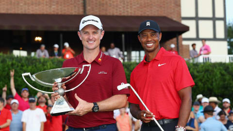Olympic champ Justin Rose wins FedEx Cup but loses number one spot