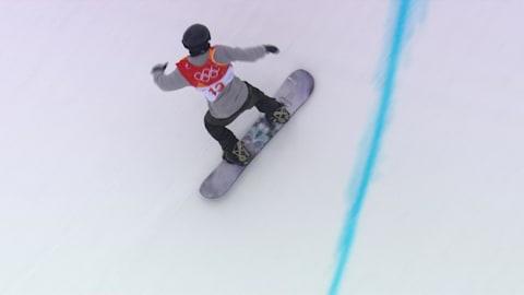 نهائي تزلج (هاف بايب) رجال - تزلج على الثلوج | 2018