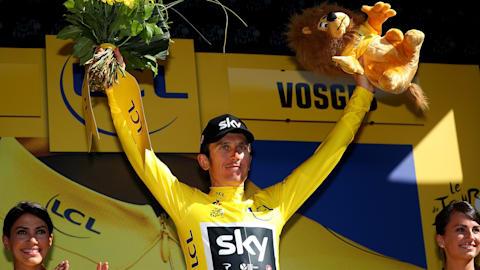 Geraint Thomas seals Tour de France, Simone Biles' winning return: The weekend's talking points