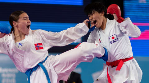 Japan shows their karate roots run deep in Argentina