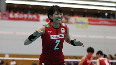 【バレーボールW杯】第7戦目:女子日本代表、ケニア戦で3試合ぶり勝利