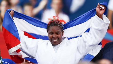 Idalys Ortiz : Mes temps forts de Rio