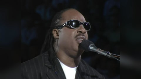 Stevie Wonder - Imagine (Live at Atlanta 1996) | Music Mondays