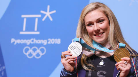 Mikaela Shiffrin takes lessons from PyeongChang experience