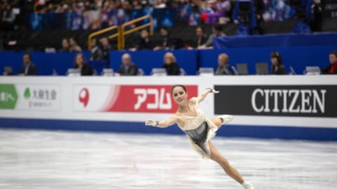 Figure Skating World Championships 2019: As it happened - Wednesday