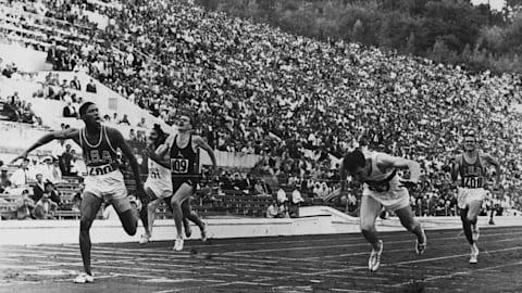 Hary s'offre l'or en finale du 100 m à Rome