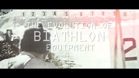 The evolution of biathlon
