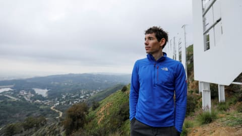Free Solo's Alex Honnold on climbing at the Olympics, his 'terrifying' TED Talk, and his next movie project