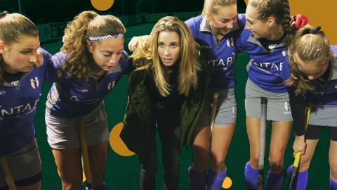 Top hockey tips with Dutch Olympic legend Ellen Hoog