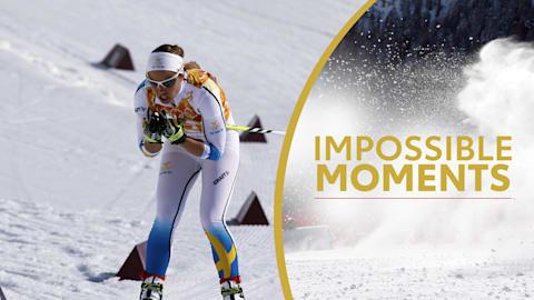 L'incredibile rimonta di Charlotte Kalla | Impossible Moments