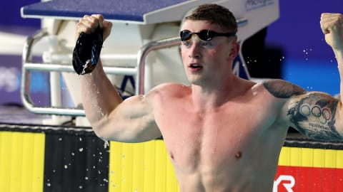 Adam Peaty believes you need to be a
