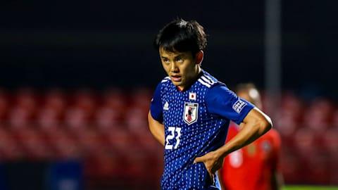 【サッカー】久保建英ら東京五輪世代の最新情報・出場記録