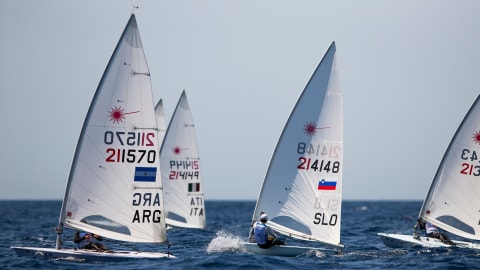 Medal Races 1 | Finale World Cup Series - Marsiglia