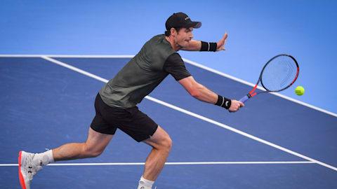 【テニス】マレー、約2年半ぶりATPツアー決勝進出…ファイナルではワウリンカと激突
