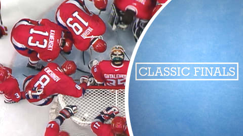 Men's Ice Hockey Final, Nagano 1998